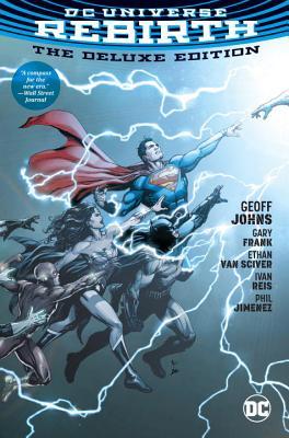 DC Universe: Rebirth by Geoff Johns