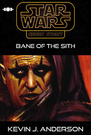 Bane of the Sith by Stan Shaw, Kevin J. Anderson