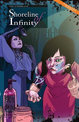 Shoreline of Infinity 13: Science Fiction Magazine by Preston Grassmann, Rachel Armstrong