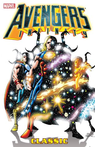 Avengers Infinity by Roger Stern, Sean Chen