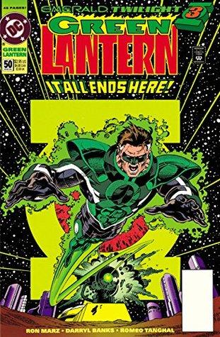 Green Lantern (1990-2004) #50 by Darryl Banks, Ron Marz
