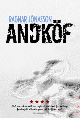 Andköf by Ragnar Jónasson