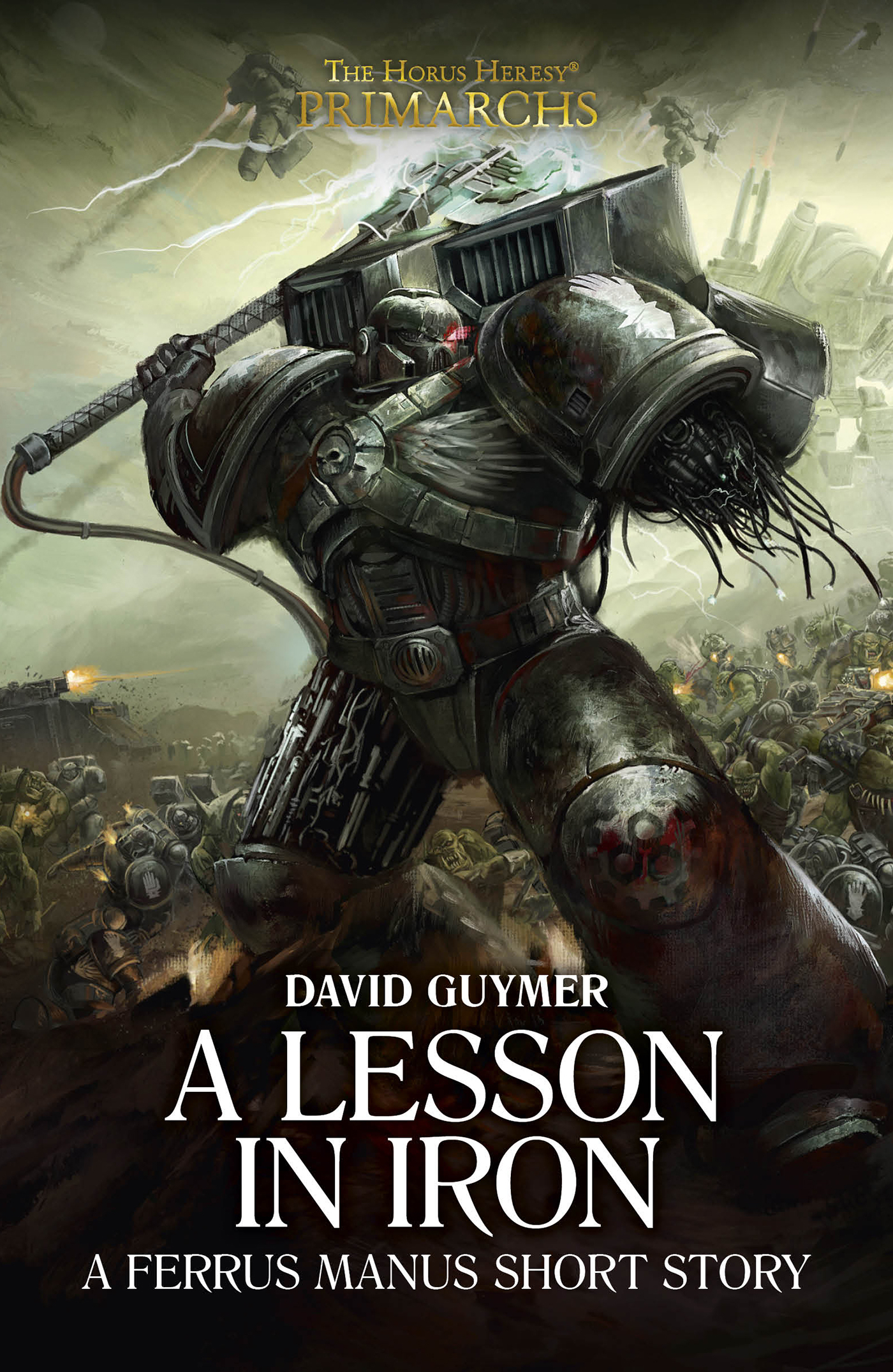 A Lesson in Iron by David Guymer