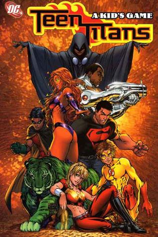 Teen Titans, Vol. 1: A Kid's Game by Mike McKone, Marlo Alquiza, Nelson, Geoff Johns, Tom Grummett