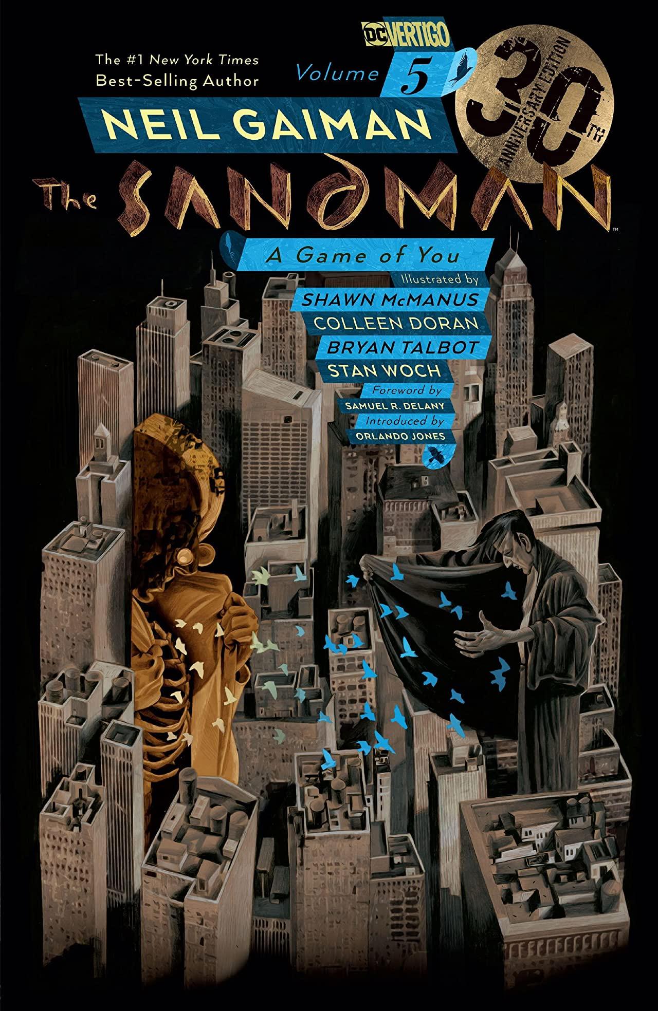 Sandman Vol. 5: A Game of You - 30th Anniversary Edition by Neil Gaiman