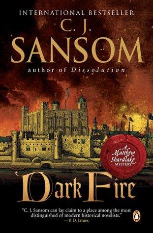 Dark Fire by C.J. Sansom