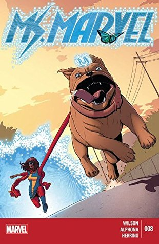 Ms. Marvel (2014-2015) #8 by Adrian Alphona, Jamie McKelvie, G. Willow Wilson