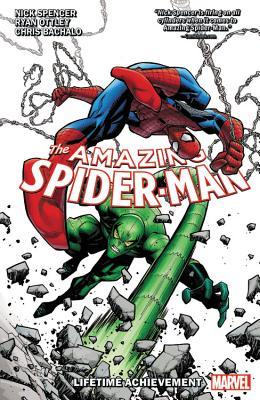 Amazing Spider-Man by Nick Spencer, Vol. 3: Lifetime Achievement by Nick Spencer, Chris Bachalo, Ryan Ottley