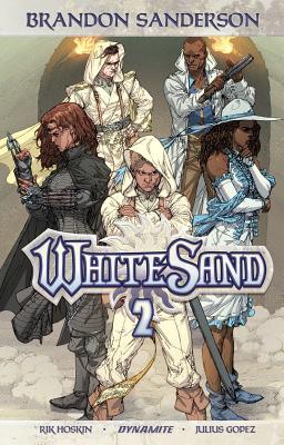 White Sand, Volume 2  by Brandon Sanderson