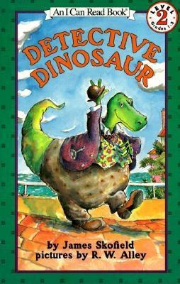 Detective Dinosaur by James Skofield