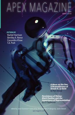 Apex Magazine March 2018 by Bentley a. Reese, Cassandra Khaw, T. A. Pratt