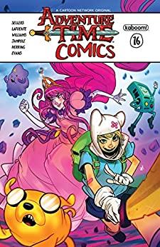 Adventure Time Comics #16 by Leah Williams, Kinoko Evans, Bethany Sellers, Ian Herring