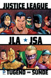 JLA/JSA: Tugend und Sünde by David S. Goyer, Carlos Pacheco, Geoff Johns, Jesús Merino