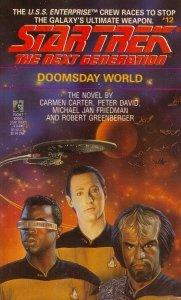 Doomsday World by Michael Jan Friedman, Carmen Carter, Robert Greenberger, Peter David