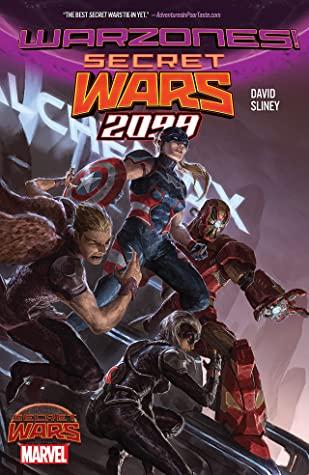 Secret Wars 2099 by Will Sliney, Antonio Fabela, Peter David, Dave Rapoza, Andres Mossa, Joe Caramagna