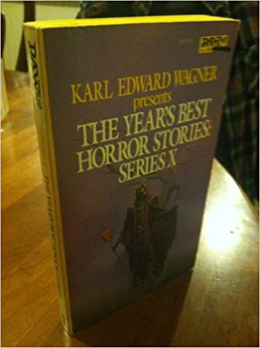 The Year's Best Horror Stories: Series X by Jeff Hecht, Les Freeman, Harlan Ellison, David Campton, G.W. Perriwils, M. John Harrison, Michael Swanwick, A.F. Kidd, Ramsey Campbell, Howard Goldsmith, Gardner Dozois, Jack Dann, David Clayton Carrad, David G. Rowlands, Dennis Etchison, Charles L. Grant