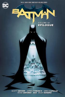 Batman Vol. 10: Epilogue by James Tynion, Scott Snyder