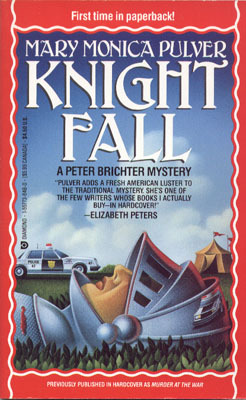 Knight Fall by Mary Monica Pulver