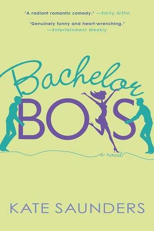Bachelor Boys by Kate Saunders