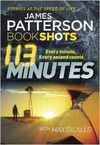 113 Minutes by James Patterson, Max DiLallo