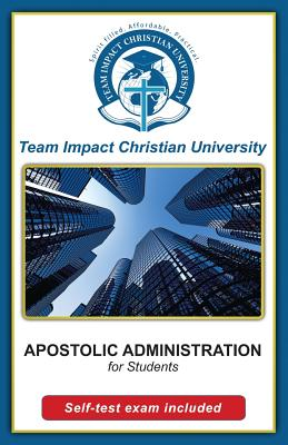 Apostolic Administration for students by Jeff Van Wyk Ph. D.