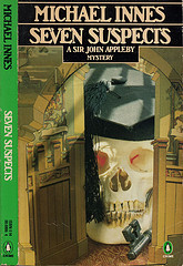 Seven Suspects by Michael Innes