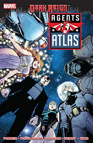 Agents of Atlas: Dark Reign by Carlo Pagulayan, Jeff Parker