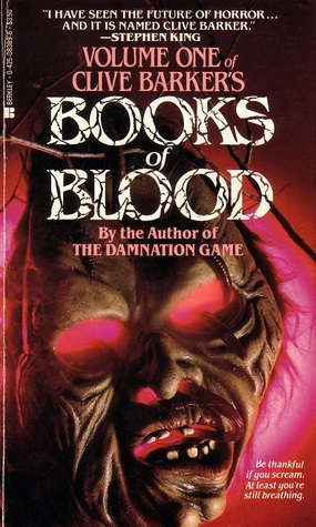 Books of Blood: Volume One by Clive Barker