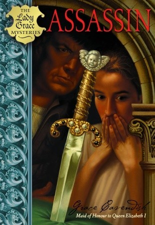 Assassin by Patricia Finney, Grace Cavendish