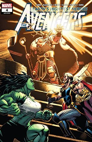 Avengers (2018-) #4 by Jason Aaron, Paco Medina, Ed McGuinness
