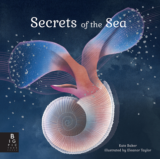 Secrets of the Sea by Kate Baker, Eleanor Taylor