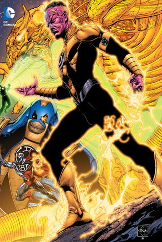 Absolute Green Lantern: The Sinestro Corps War by Peter J. Tomasi, Geoff Johns, Dave Gibbons