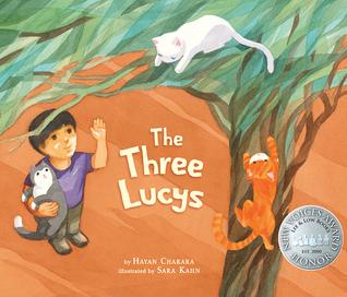 The Three Lucys by Sara Khan, Hayan Charara