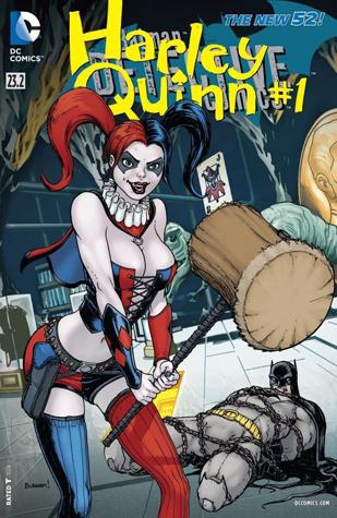 Batman – Detective Comics (2011-2016) #23.2: Featuring Harley Quinn by Neil Googe, Wil Quintana, Matt Kindt, Chris Burnham