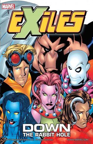 Exiles, Volume 1: Down the Rabbit Hole by Mark McKenna, Mike McKone, Judd Winick