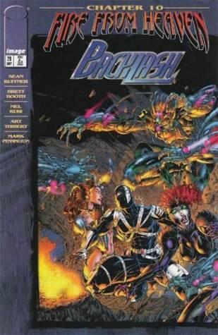 Backlash #20 (Backlash Volume 1, #20) by Mel Rubi, Sean Ruffner, Brett Booth