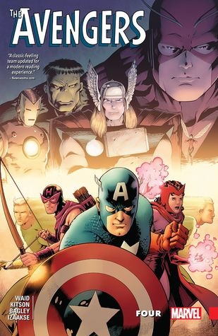 Avengers: Four by Mark Waid, Barry Kitson