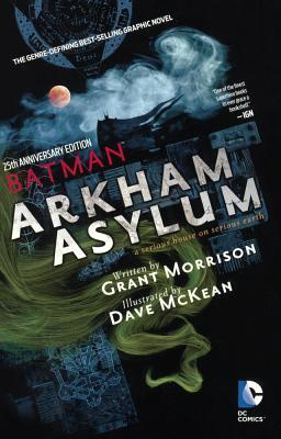 Batman: Arkham Asylum: 25th Anniversary by Grant Morrison, Dave McKean