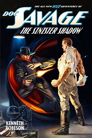 Doc Savage: The Sinister Shadow by Joe DeVito, Kenneth Robeson, Will Murray