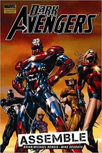 Dark Avengers: Toplanın by Brian Michael Bendis