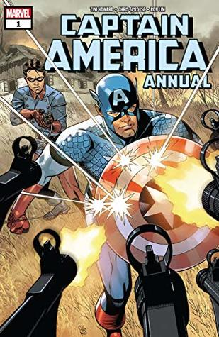 Captain America (2018-) Annual #1 by Chris Sprouse, Tini Howard, Ron Lim