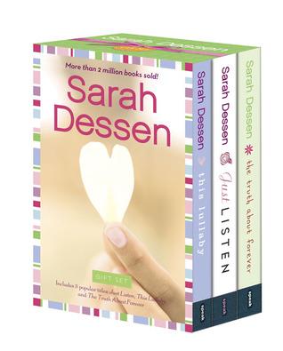 Sarah Dessen Gift Set by Sarah Dessen