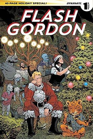 Flash Gordon Holiday Special by Stephen Downey, Lara Margarida, Elliott Kalan, Joseph S. Cooper, Dan McCoy, Stuart Wellington