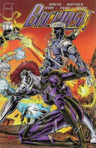 Backlash #17 (Backlash Volume 1, #17) by Mel Rubi, Sean Ruffner, Brett Booth
