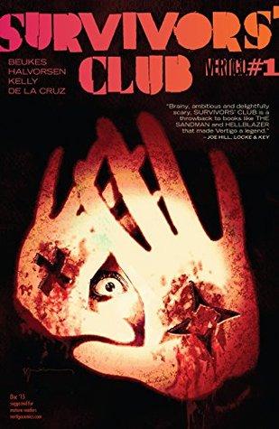 Survivors' Club #1 by Lauren Beukes, Dale Halvorsen, Ryan Kelly