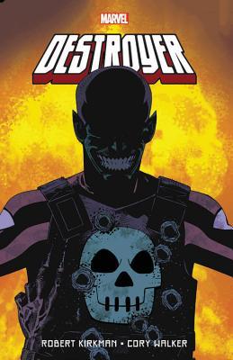 Destroyer by Robert Kirkman by Marvel Comics