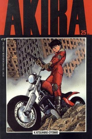 Akira, #25: Vision Underground by Katsuhiro Otomo