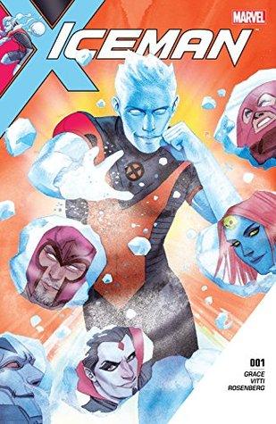 Iceman #1 by Kevin Wada, Alessandro Vitti, Sina Grace, Alesssabdro Vitti