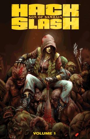 Hack/Slash: Son of Samhain by Steve Seeley, Emilio Laiso, Michael Moreci, Stefano Caselli