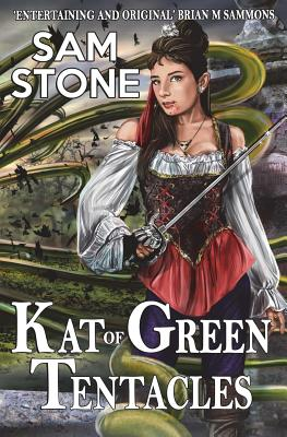 Kat of Green Tentacles by Sam Stone